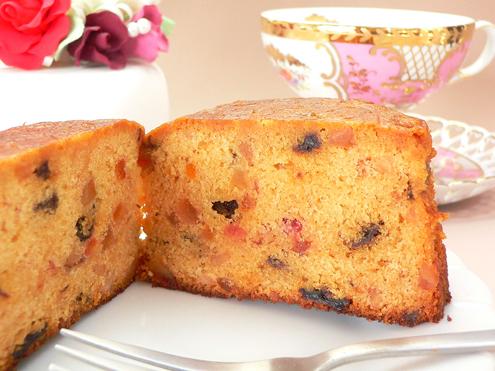 英国伝統フルーツケーキ
